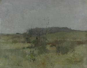 John Henry Twachtman - Grey Day