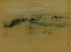 John Henry Twachtman - Landscape After 1890