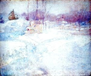 John Henry Twachtman - Winter 2