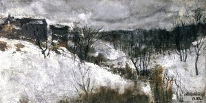 John Henry Twachtman - Bloody Run
