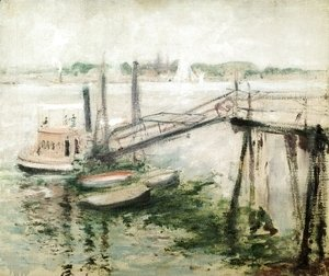 John Henry Twachtman - Little Giant