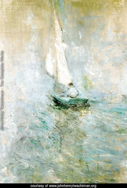 Sailing In The Mist2