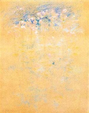John Henry Twachtman - Weeds And Flowers
