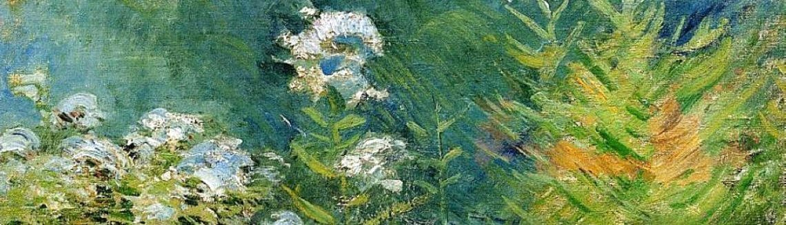 John Henry Twachtman - Wildflowers