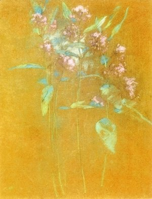 John Henry Twachtman - Wildflowers2